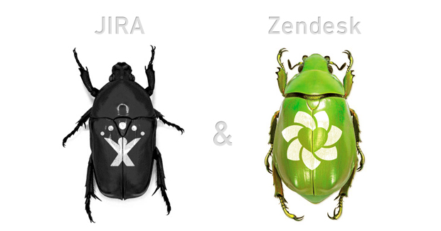 Zendesk and JIRA link arms and tighten grip on bugs